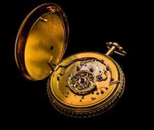 antique brass classic clock